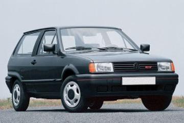 Volkswagen Polo Mk2 Facelift Универсал
