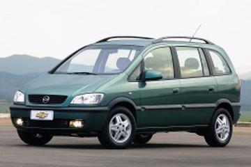 Chevrolet Zafira A MPV
