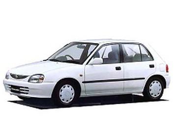 Daihatsu Charade G200 Hatchback