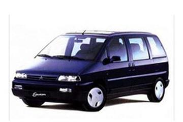 Citroën Evasion E MPV