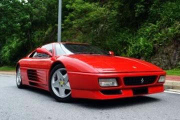 Ferrari 348 tb Купе
