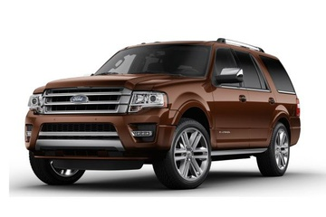 Ford Expedition III (U324) Facelift SUV