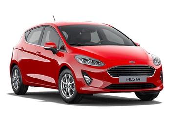 Ford Fiesta VII Hatchback