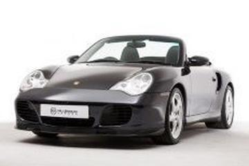 Porsche 911 VI (996) Convertible