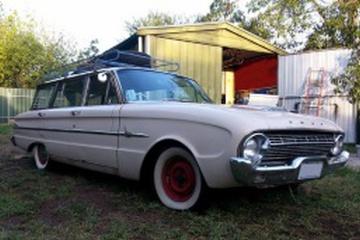 Ford Falcon XL Station Wagon