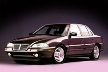 Pontiac Grand Am N-body Седан
