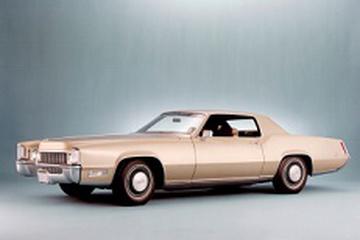 Cadillac Eldorado E-body I Купе