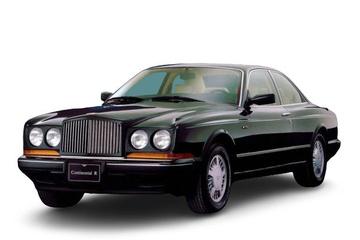 Bentley Continental Купе