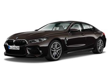 BMW M8 F91/F92/F93 (F93) Gran Coupe