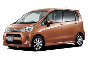 Daihatsu Move Custom V Hatchback
