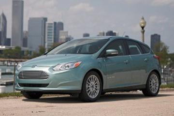 Ford Focus Electric Hatchback