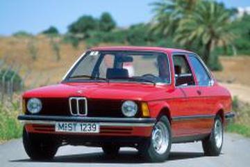 BMW 3 Series I (E21) Седан