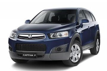 Holden Captiva 7 CG2.II SUV