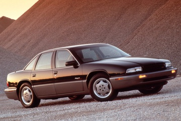 Buick Regal III Седан
