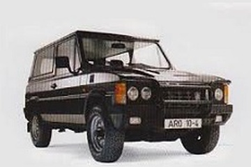 ARO 10 I Closed Off-Road Vehicle