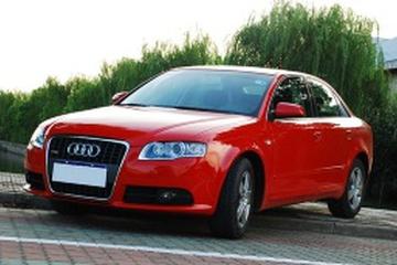 FAW Audi A4 B7 Седан