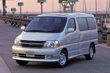 Toyota Granvia Facelift MPV