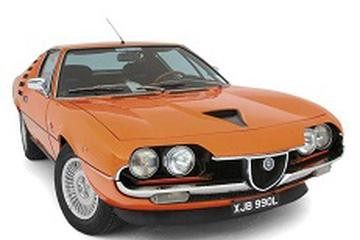 Alfa Romeo Montreal 105 Купе