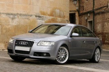 FAW Audi A6 III Седан