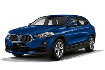 BMW X2 F39 Facelift (F39) SUV