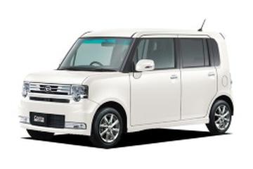 Daihatsu Move Conte Custom Facelift Hatchback