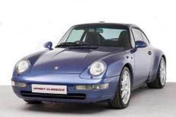 Porsche 911 V (993) Targa