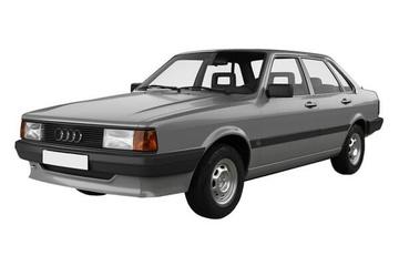 Audi 80 B2 Facelift Седан