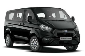 Ford Tourneo Custom Facelift Фургон