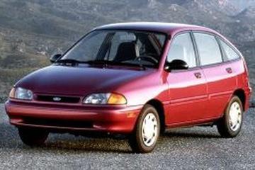 Ford Aspire I Hatchback