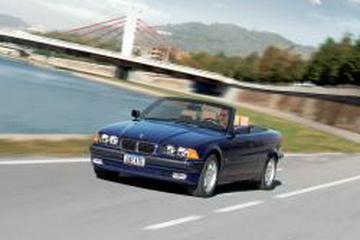 BMW 3 Series III (E36) Convertible