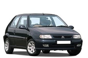 Citroën Saxo Mk1 Hatchback