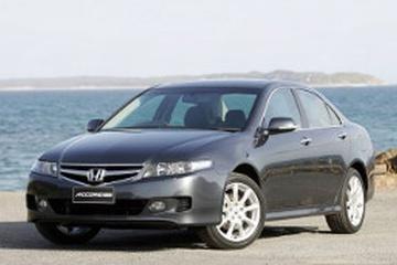 Honda Accord Euro CL9.II Седан