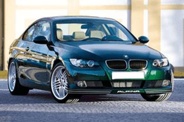 BMW Alpina D3 E90/E91/E92 (E92) Купе