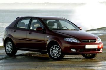 Chevrolet Lacetti J200 Hatchback