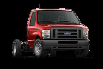 Ford E-350 Econoline IV Facelift Cutaway