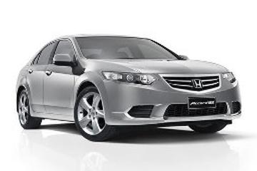 Honda Accord Euro CU2.II Седан