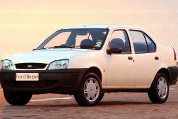 Ford Ikon I Седан