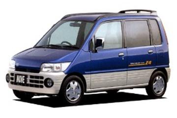 Daihatsu Move L600S Hatchback