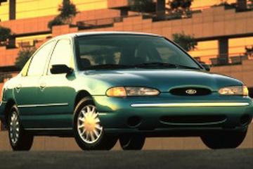 Ford Contour Седан