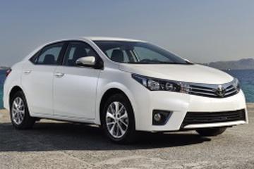 Toyota Corolla XI (E180) Седан