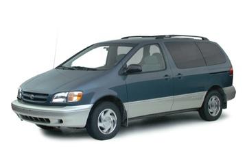 Toyota Sienna I (XL10) MPV