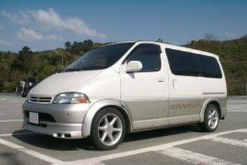 Toyota Granvia MPV
