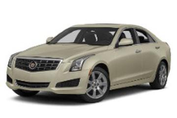 Cadillac ATS GM Alpha I Седан