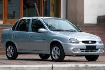 Chevrolet Corsa Седан