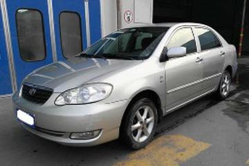 FAW Toyota Corolla EX Седан