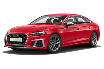 Audi S5 F5 Facelift Fastback