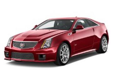 Cadillac CTS-V GM Sigma II Купе