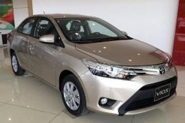 FAW Toyota Vios III Седан