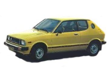 Daihatsu Charade G10/G20 Hatchback