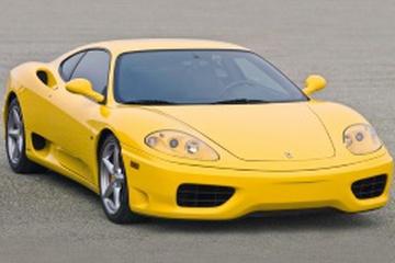 Ferrari 360 Modena Купе